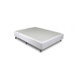 Cama Box De Casal Ortobom Light Selado 138x188x24